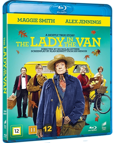 LADY IN THE VAN, THE [BLU-RAY]