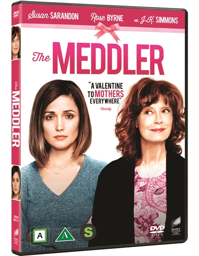 MEDDLER, THE [DVD]