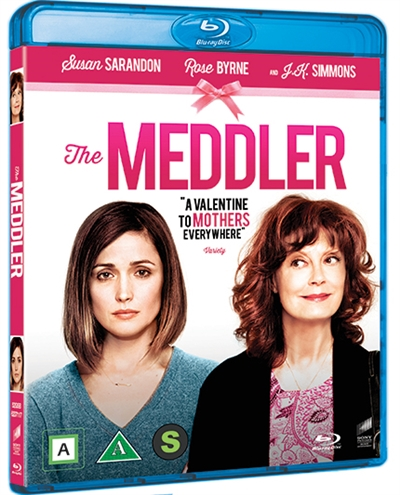 MEDDLER, THE [BLU-RAY]