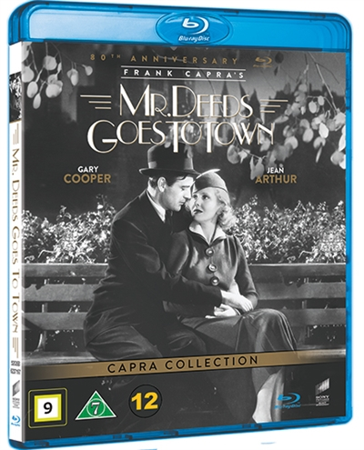 MR. DEEDS GOES TO TOWN (1936) [BLU-RAY]