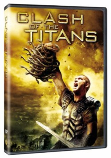 Clash of the Titans - Titanernes kamp (2010) [DVD]