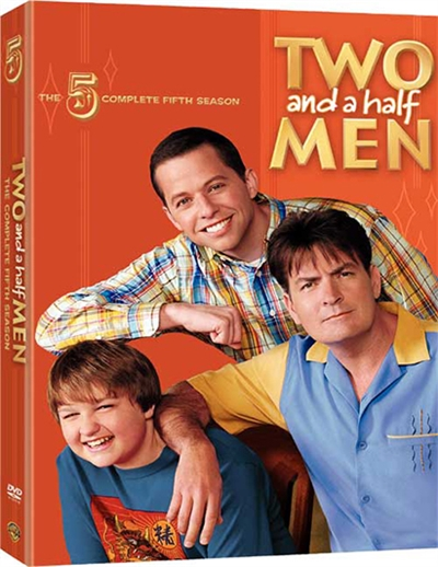 TWO AND A HALF MEN - SEASON 5 [DVD]