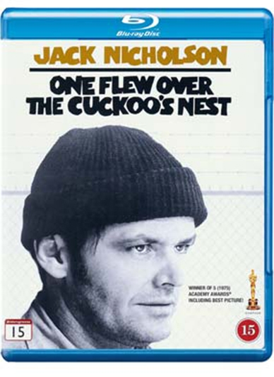 GØGEREDEN - ONE FLEW OVER THE CUCKOOS NEST [BLU-RAY]
