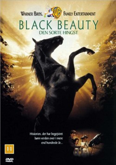 DEN SORTE HINGST - BLACK BEAUTY [DVD]