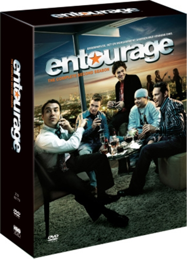 ENTOURAGE - SEASON 2 [DVD]