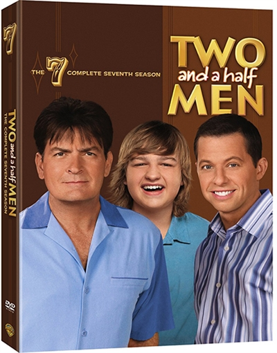 TWO AND A HALF MEN - SEASON 7 [DVD]
