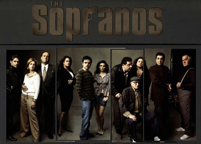 Sopranos - complete collection [DVD BOX]