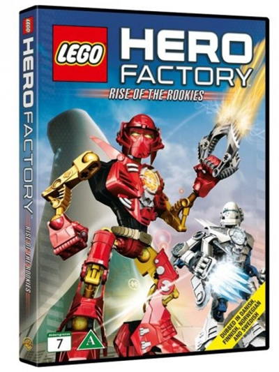 LEGO: Hero Factory - Rise of the Rookies [DVD]