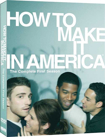 HOW TO MAKE IT IN AMERICA - SEASON 1 [DVD]