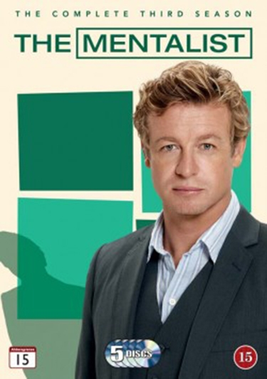 MENTALIST, THE - SEASON 3 [DVD]