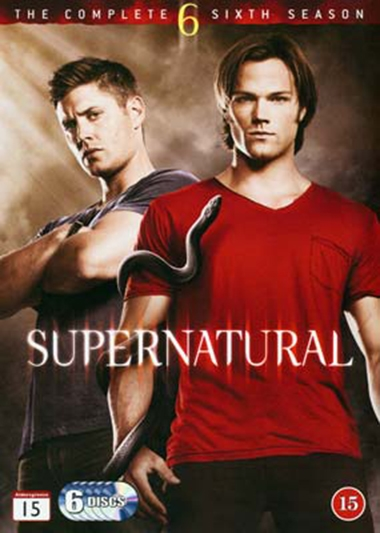 SUPERNATURAL - SEASON  6 [DVD]