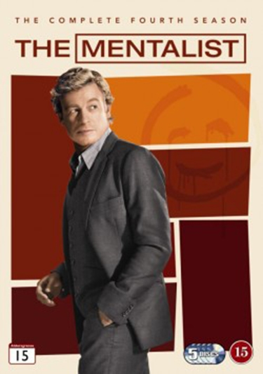 MENTALIST, THE - SEASON 4 [DVD]