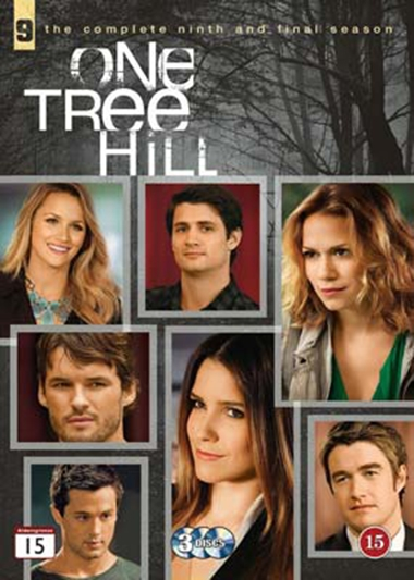 ONE TREE HILL - SEASON 9 [DVD]