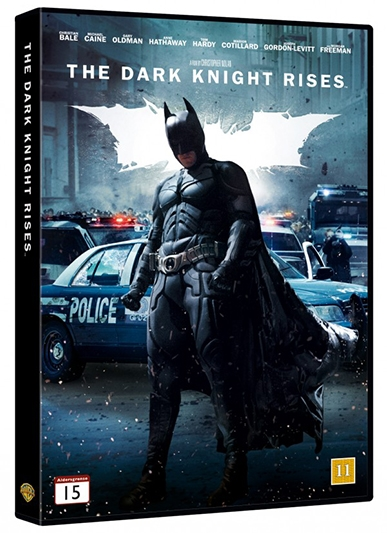The Dark Knight Rises (2012) [DVD]