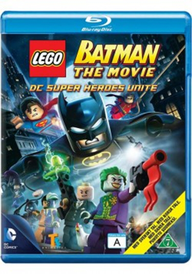 LEGO - THE BATMAN MOVIE [BLU-RAY]