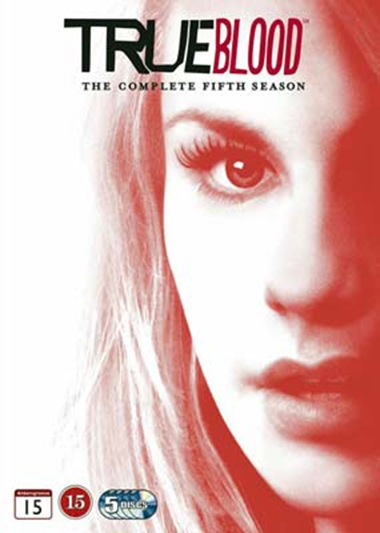 TRUE BLOOD - SEASON 5 [DVD]