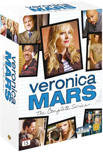 VERONICA MARS COMPLETE BOX - SEASON 1-3 [DVD]