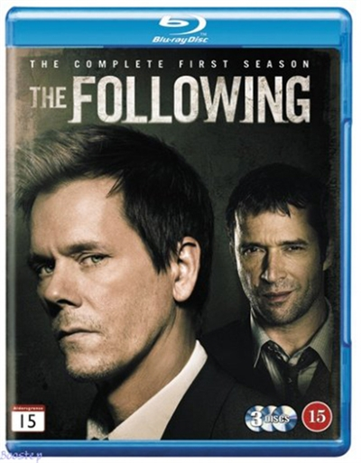 FOLLOWING, THE - SEASON 1 [BLU-RAY]