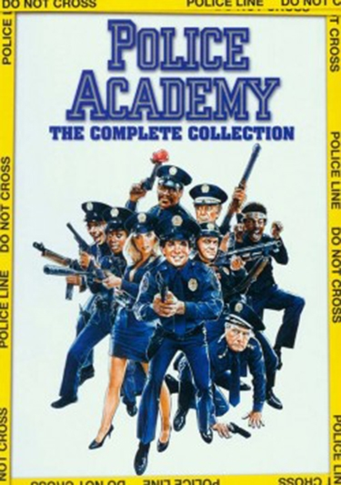 POLICE ACADEMY - 1-7 BOX-SET [DVD]