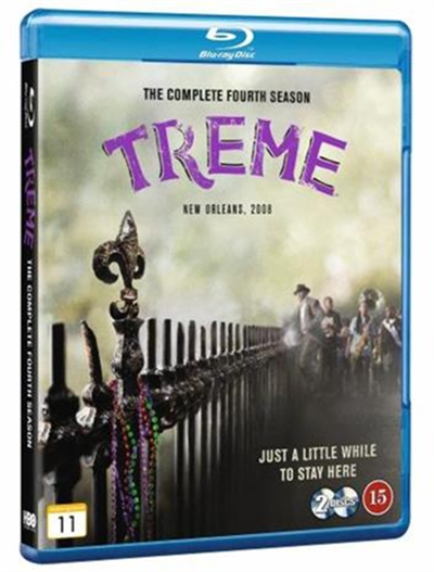 TREME - SEASON 4 [BLU-RAY]