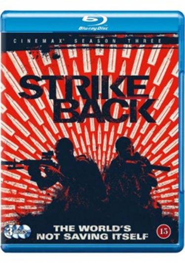 STRIKE BACK - SEASON 3 [BLU-RAY]