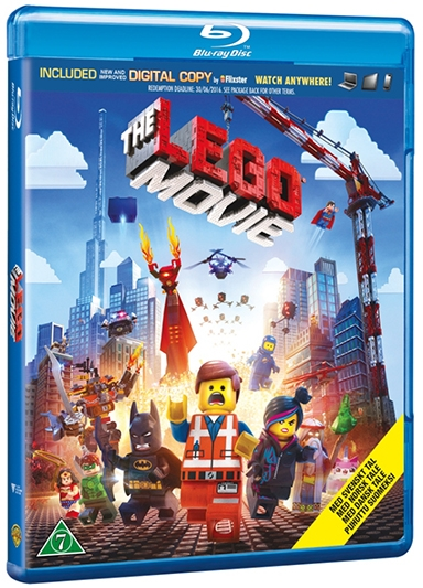 LEGO MOVIE, THE [BLU-RAY]