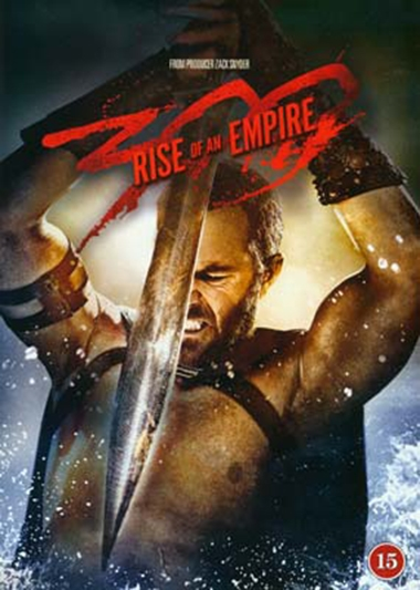 300: RISE OF AN EMPIRE [DVD]