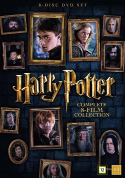 HARRY POTTER 1-7 [DVD BOX]