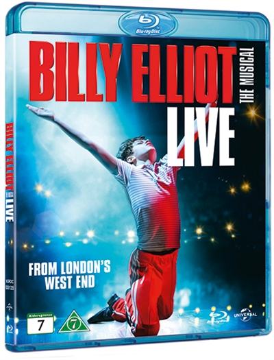 BILLY ELLIOT THE MUSICAL [BLU-RAY]