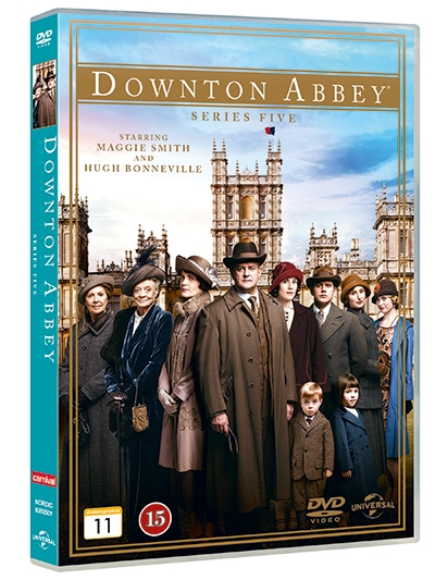 DOWNTON ABBEY - SEASON 5 [DVD]