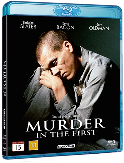 MURDER IN THE FIRST [BLU-RAY]