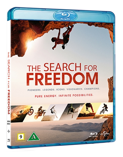 X: THE SEARCH FOR FREEDOM [BLU-RAY]