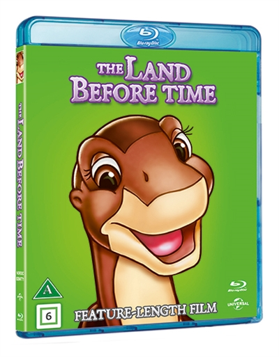 LAND BEFORE TIME, THE [BLU-RAY]