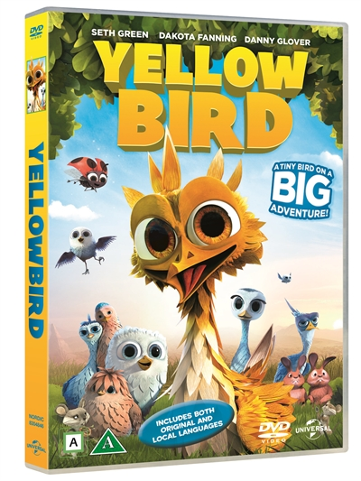 YELLOWBIRD [DVD]