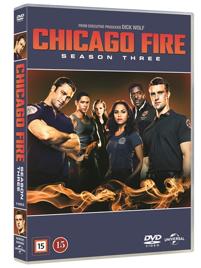 CHICAGO FIRE - SEASON 3 [DVD]