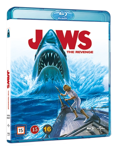 JAWS 4: THE REVENGE [BLU-RAY]