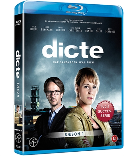 Dicte - Sæson 1 [BLU-RAY]