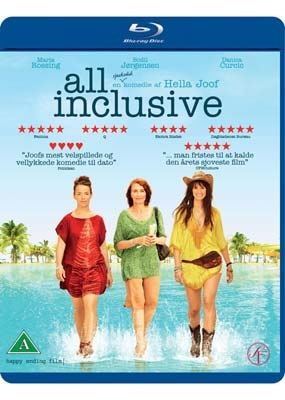 All Inclusive (2017) (BLU-RAY)