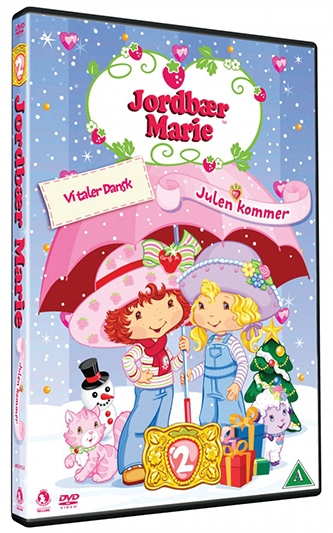 JORDBÆR MARIE - JUL [DVD]