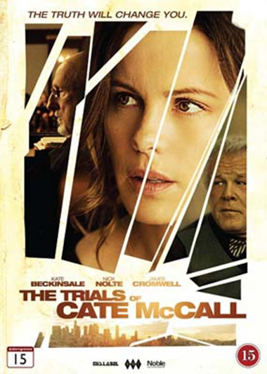 The Trials of Cate McCall (2013) [DVD]