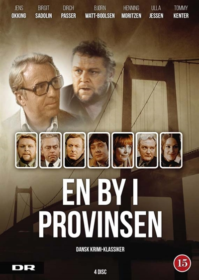 En by i provinsen (1977) [DVD]