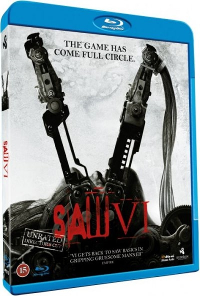 Saw VI (2009) - unrated directors cut [BLU-RAY]