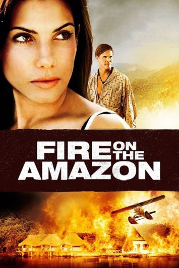 Fire on the Amazon (1993) [DVD]