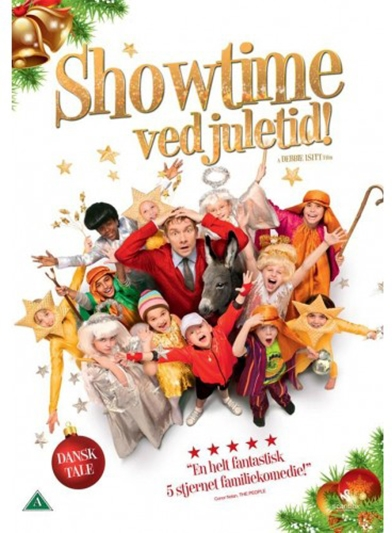 Showtime ved juletid! (2009) [DVD]