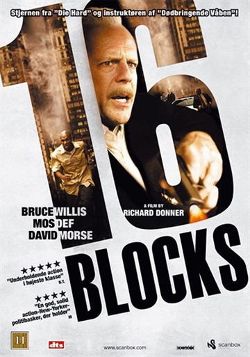 16 Blocks (2006) [DVD]