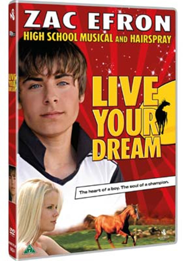 Live Your Dream (2005) [DVD]