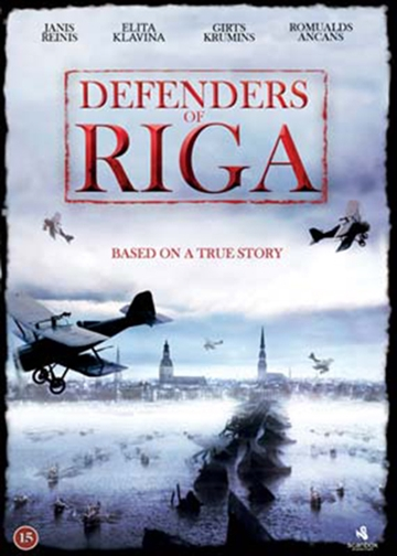 Defenders of Riga [DVD]