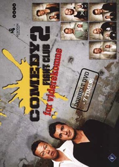 Comedy Fight Club - sæson 2 [DVD]