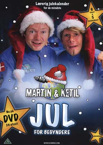 Martin & Ketil - Jul for begyndere [DVD]
