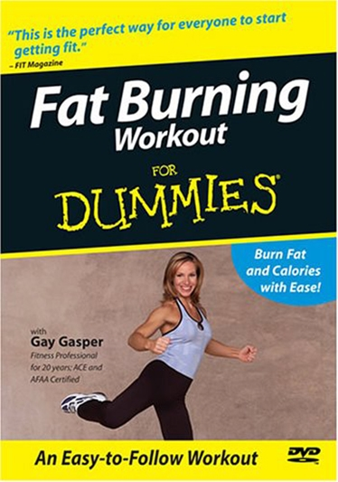 Fat Burning Workout for Dummies [DVD]